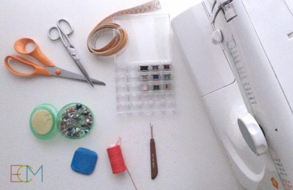 kit basico de consejos de costura para novatas