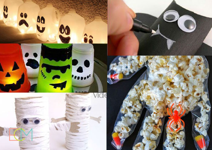 Manualidades Halloween Ninos.Manualidades De Halloween Para Ninos El Collar De Macarrones