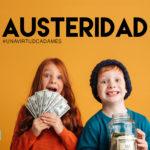 austeridad en niños