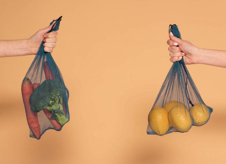 zero waste , sin plastico